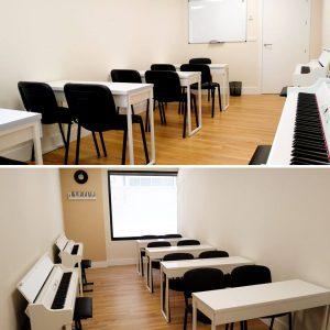 Aula de Creativa Centro
