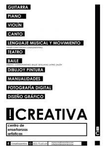 Creativa Centro actividades